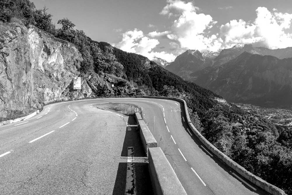 Photography: Riding Alpe d'Huez