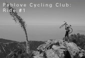 Pablove Cycling Club: Ride #1