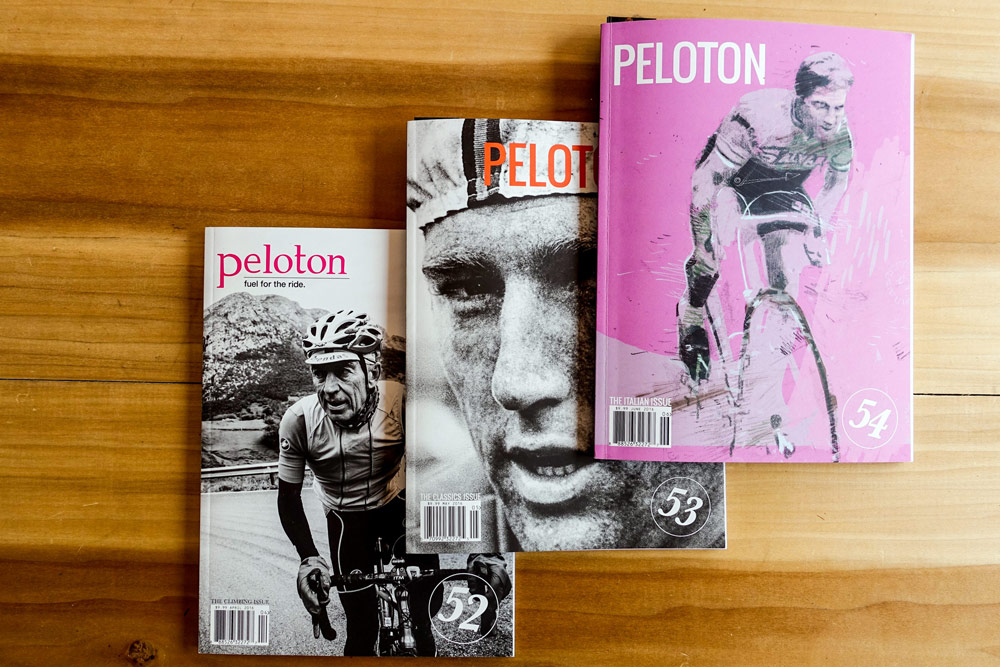 Peloton: Above LA